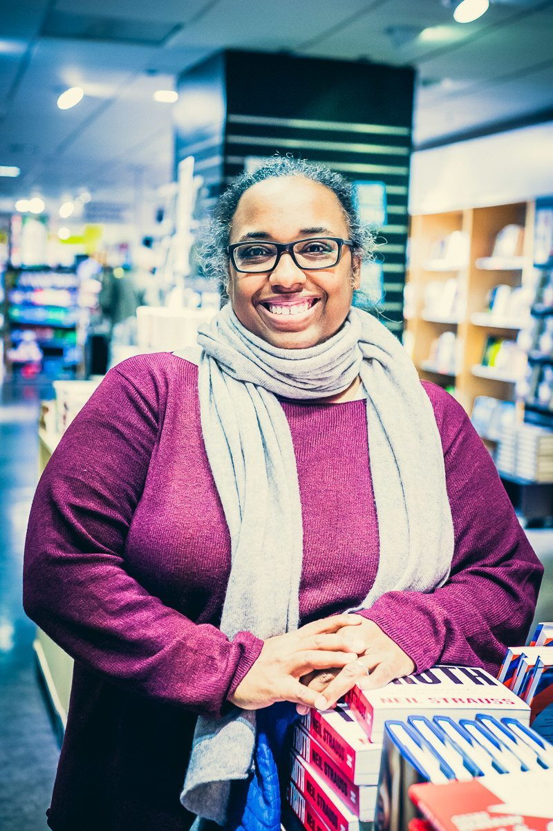 Local Voice: Kimberly Golden-Malmgren, Author - Slow Travel Stockholm